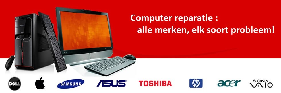 computer repair Rozenburg
